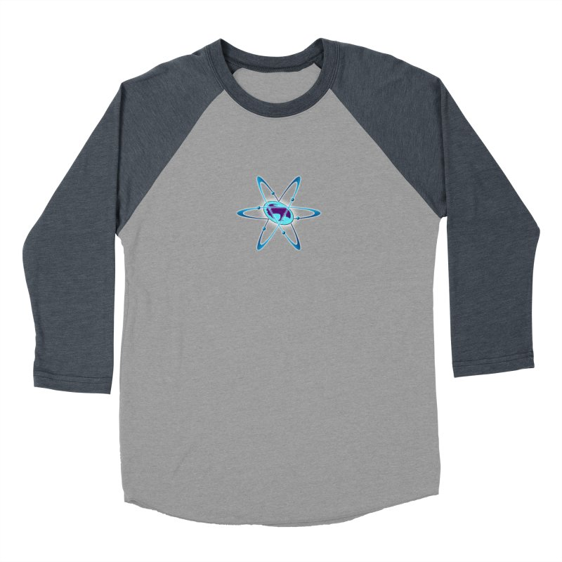The Atom by ChupaCabrales Women's Baseball Triblend T-Shirt by ChupaCabrales's Shop