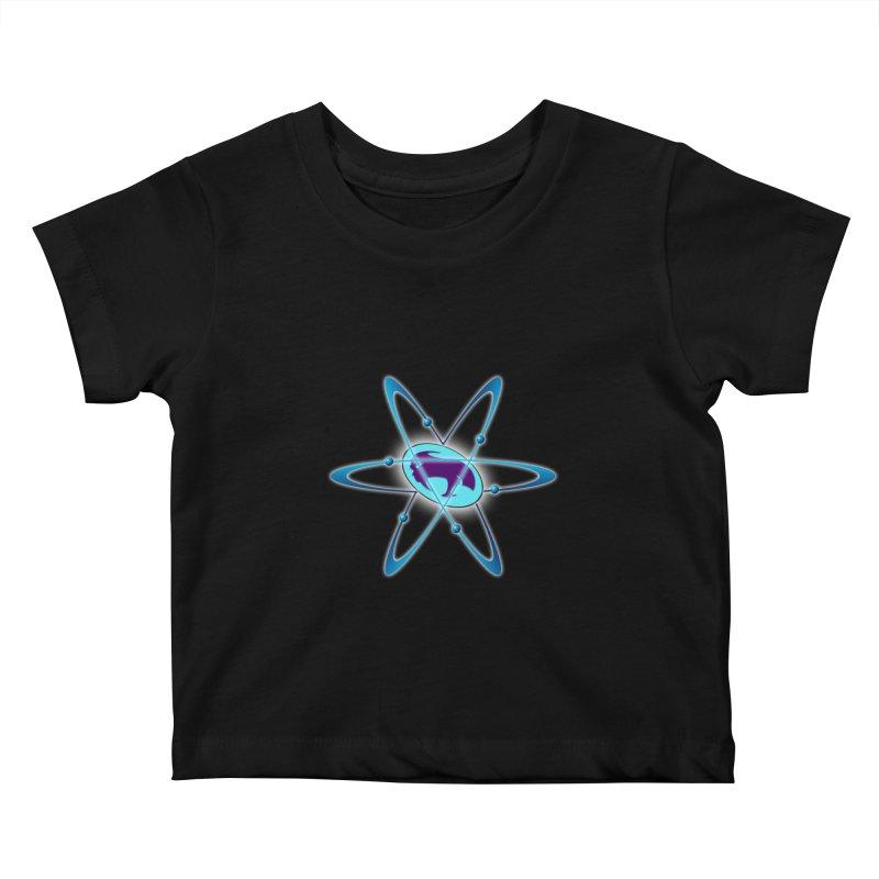 The Atom by ChupaCabrales Kids Baby T-Shirt by ChupaCabrales's Shop