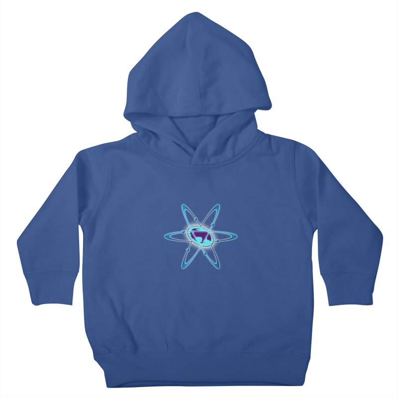 The Atom by ChupaCabrales Kids Toddler Pullover Hoody by ChupaCabrales's Shop