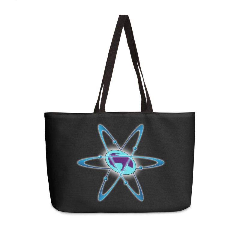 The Atom by ChupaCabrales Accessories Weekender Bag Bag by ChupaCabrales's Shop