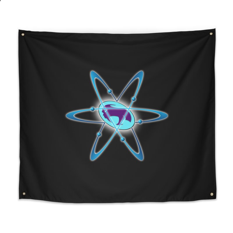 The Atom by ChupaCabrales Home Tapestry by ChupaCabrales's Shop