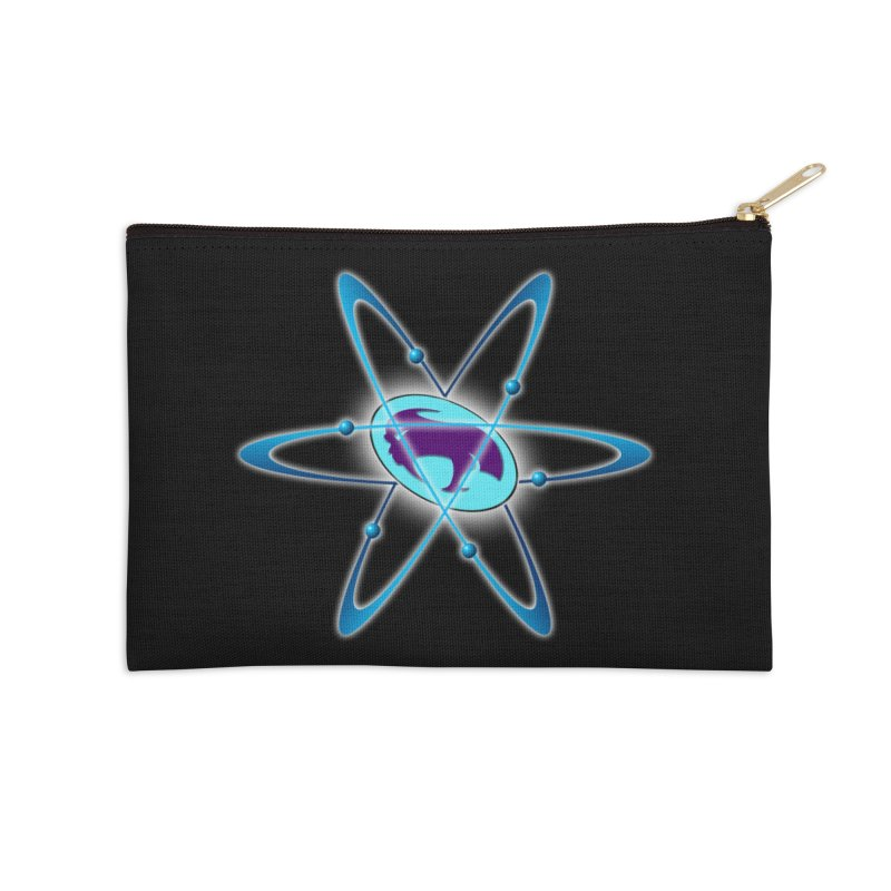 The Atom by ChupaCabrales Accessories Zip Pouch by ChupaCabrales's Shop
