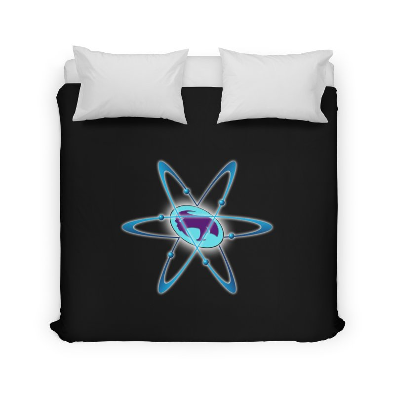 The Atom by ChupaCabrales Home Duvet by ChupaCabrales's Shop