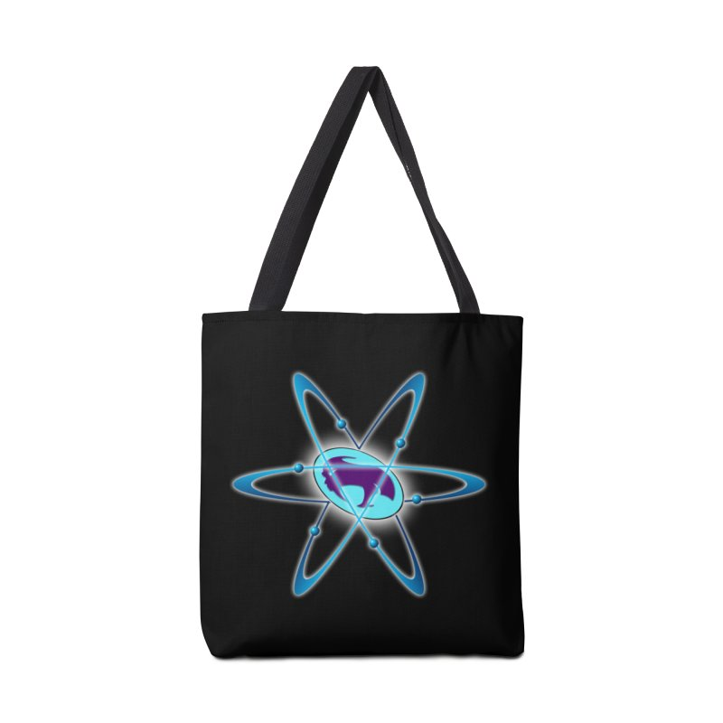 The Atom by ChupaCabrales Accessories Tote Bag Bag by ChupaCabrales's Shop