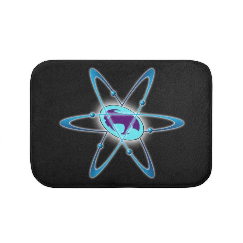 The Atom by ChupaCabrales Home Bath Mat by ChupaCabrales's Shop