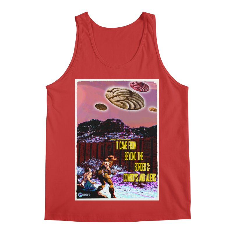 It Came from Beyond the Border2: Cowboys and Aliens by ChupaCabrales Men's Regular Tank by ChupaCabrales's Shop
