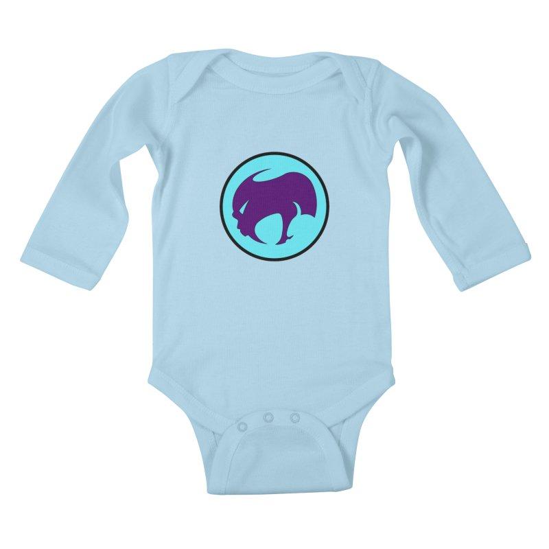 ChupaCabrales Ensignia Kids Baby Longsleeve Bodysuit by ChupaCabrales's Shop
