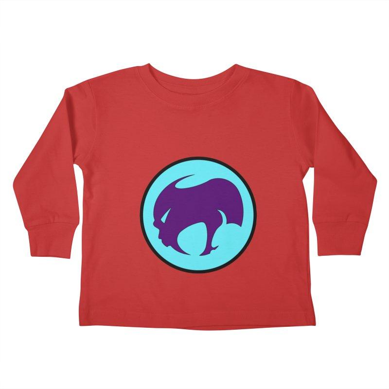 ChupaCabrales Ensignia Kids Toddler Longsleeve T-Shirt by ChupaCabrales's Shop