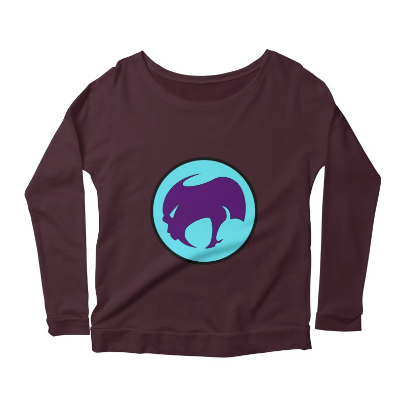 ChupaCabrales Ensignia Women's Scoop Neck Longsleeve T-Shirt by ChupaCabrales's Shop