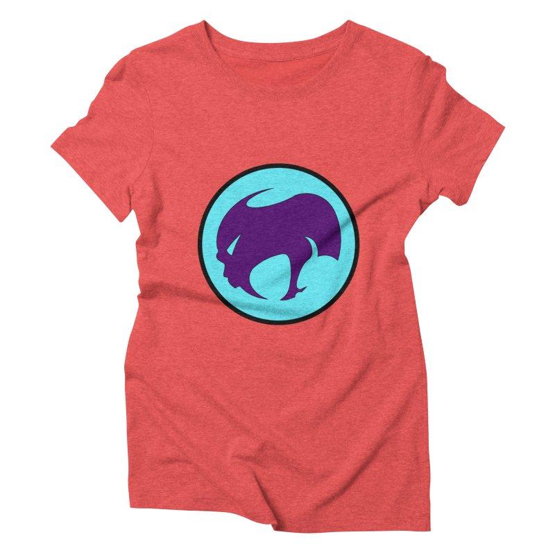 ChupaCabrales Ensignia Women's Triblend T-Shirt by ChupaCabrales's Shop