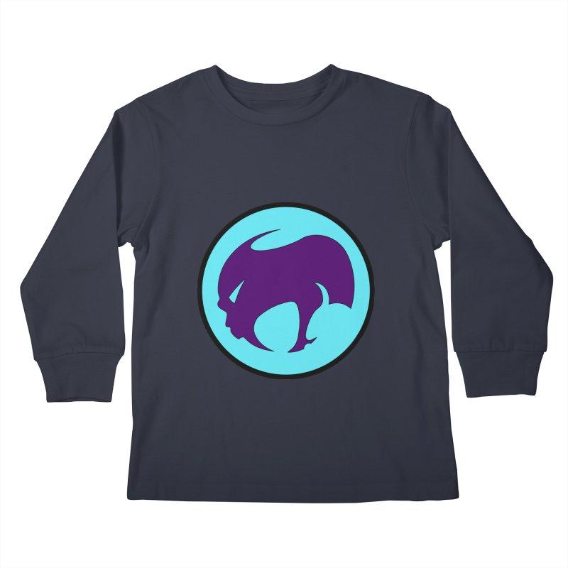 ChupaCabrales Ensignia Kids Longsleeve T-Shirt by ChupaCabrales's Shop