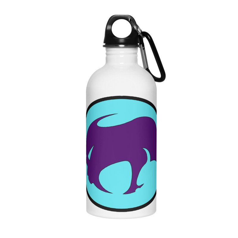 ChupaCabrales Ensignia Accessories Water Bottle by ChupaCabrales's Shop