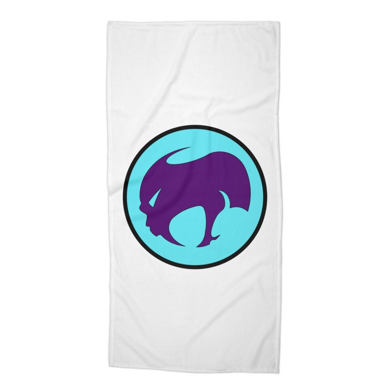 ChupaCabrales Ensignia Accessories Beach Towel by ChupaCabrales's Shop
