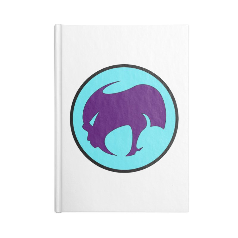ChupaCabrales Ensignia Accessories Blank Journal Notebook by ChupaCabrales's Shop