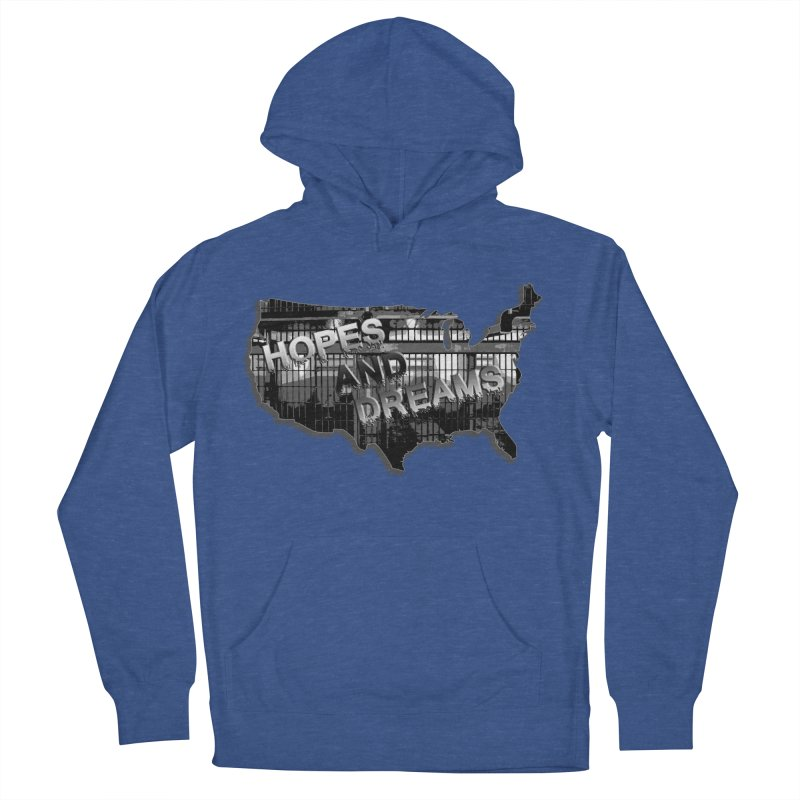 Hopes and Dreams Men's Pullover Hoody by ChupaCabrales's Shop