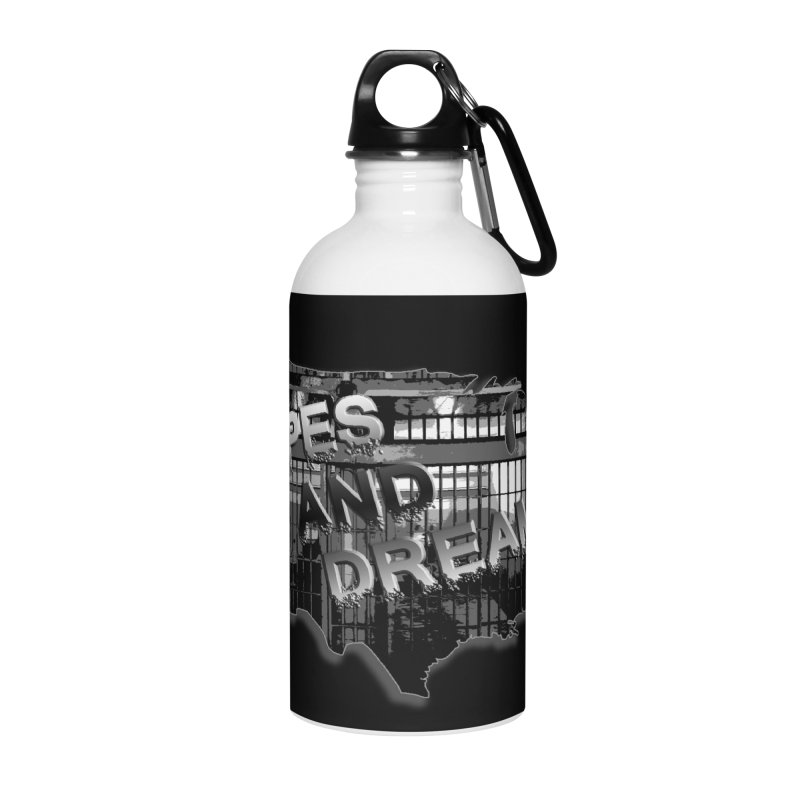 Hopes and Dreams Accessories Water Bottle by ChupaCabrales's Shop