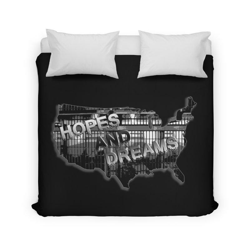 Hopes and Dreams Home Duvet by ChupaCabrales's Shop