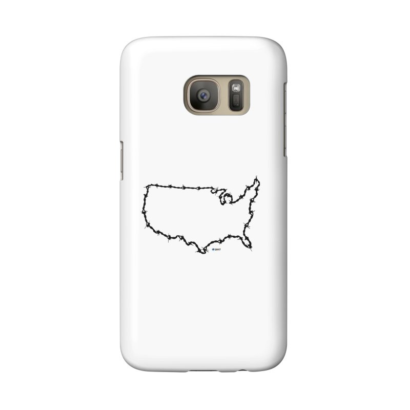 The New Colossus (Give me your tired, your poor...) v.2 by ChupaCabrales Accessories Phone Case by ChupaCabrales's Shop