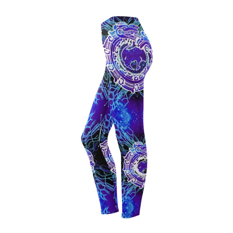 Techno Futura by ChupaCabrales Women's Bottoms by ChupaCabrales's Shop