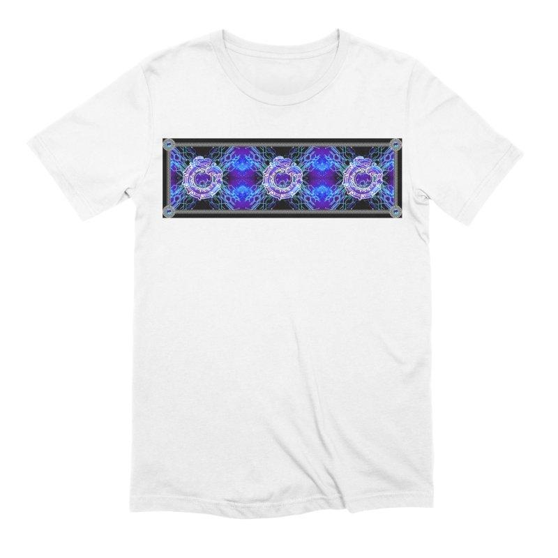 Techno Futura by ChupaCabrales Men's Extra Soft T-Shirt by ChupaCabrales's Shop