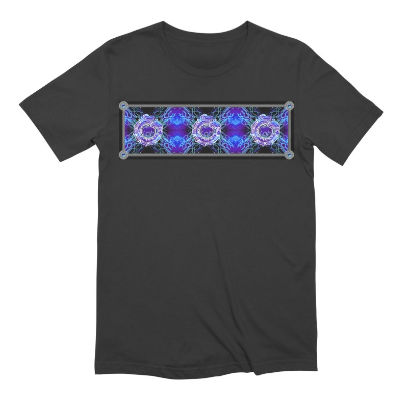 Techno Futura by ChupaCabrales Men's Extra Soft T-Shirt by ChupaCabrales's Shop