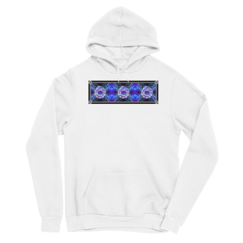 Techno Futura by ChupaCabrales Men's Pullover Hoody by ChupaCabrales's Shop