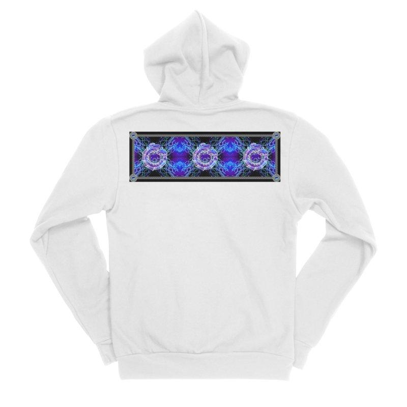 Techno Futura by ChupaCabrales Women's Sponge Fleece Zip-Up Hoody by ChupaCabrales's Shop