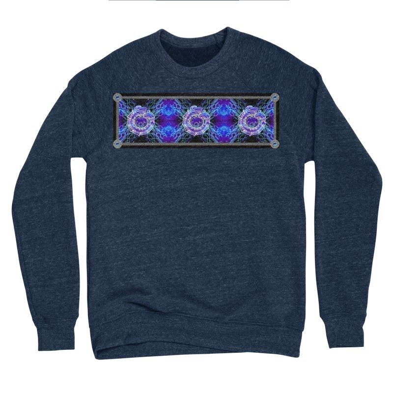 Techno Futura by ChupaCabrales Men's Sponge Fleece Sweatshirt by ChupaCabrales's Shop
