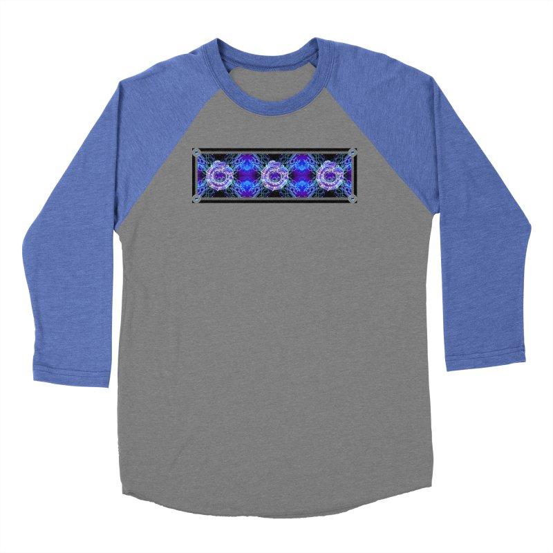 Techno Futura by ChupaCabrales Women's Baseball Triblend Longsleeve T-Shirt by ChupaCabrales's Shop
