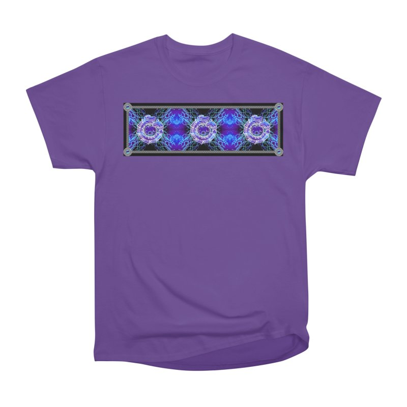 Techno Futura by ChupaCabrales Men's Heavyweight T-Shirt by ChupaCabrales's Shop