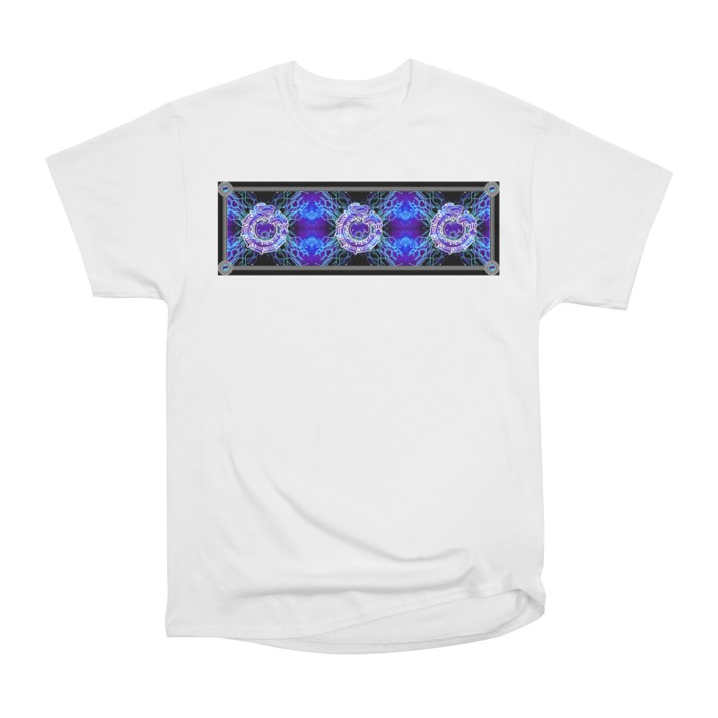 Techno Futura by ChupaCabrales Women's Heavyweight Unisex T-Shirt by ChupaCabrales's Shop
