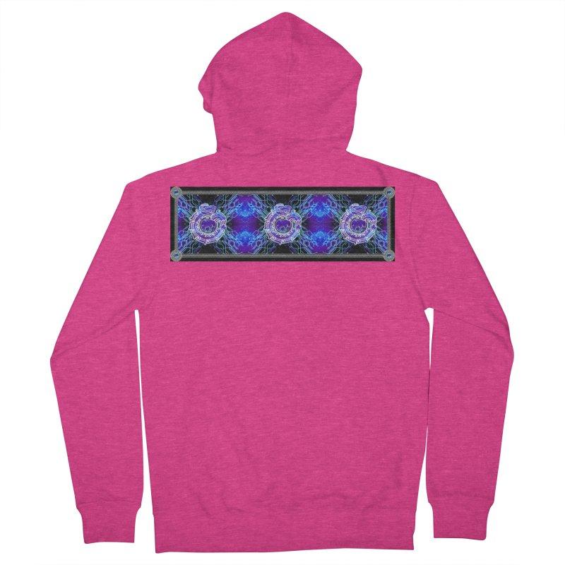 Techno Futura by ChupaCabrales Women's Zip-Up Hoody by ChupaCabrales's Shop