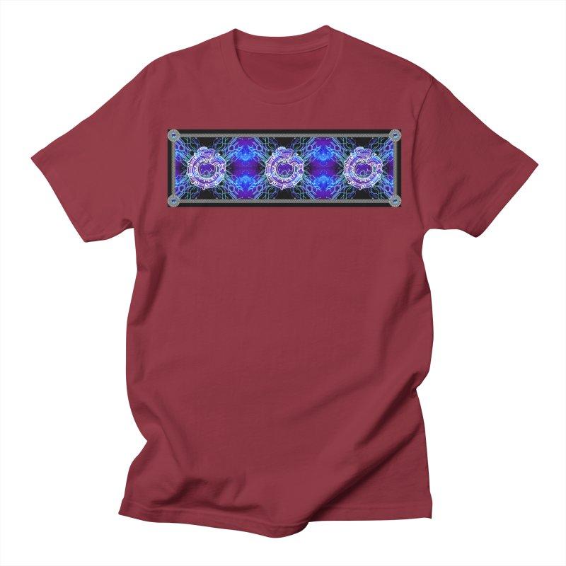 Techno Futura by ChupaCabrales Men's T-Shirt by ChupaCabrales's Shop