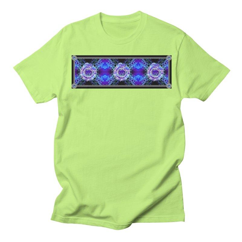 Techno Futura by ChupaCabrales Women's Regular Unisex T-Shirt by ChupaCabrales's Shop