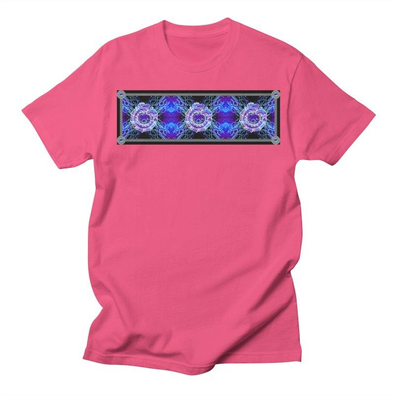 Techno Futura by ChupaCabrales Men's Regular T-Shirt by ChupaCabrales's Shop