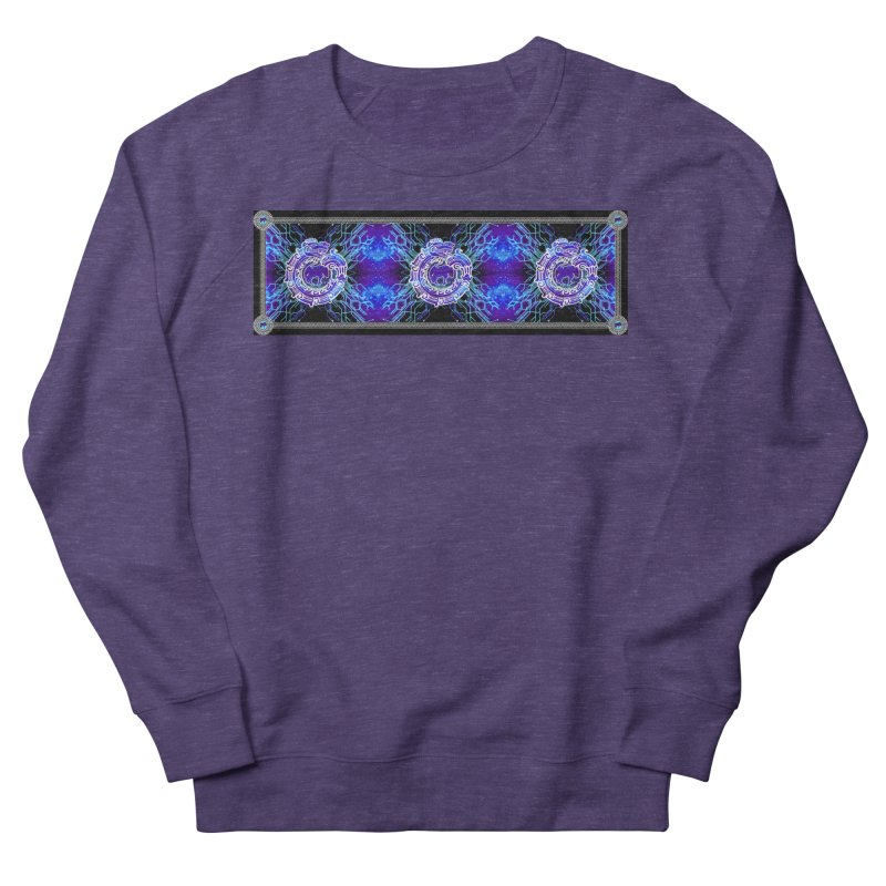 Techno Futura by ChupaCabrales Women's French Terry Sweatshirt by ChupaCabrales's Shop