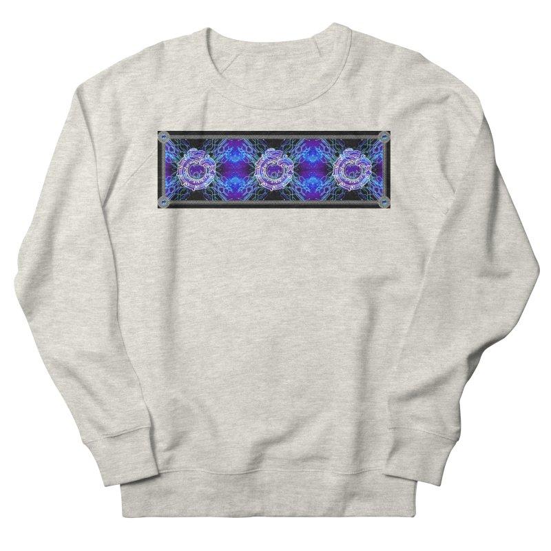 Techno Futura by ChupaCabrales Men's French Terry Sweatshirt by ChupaCabrales's Shop