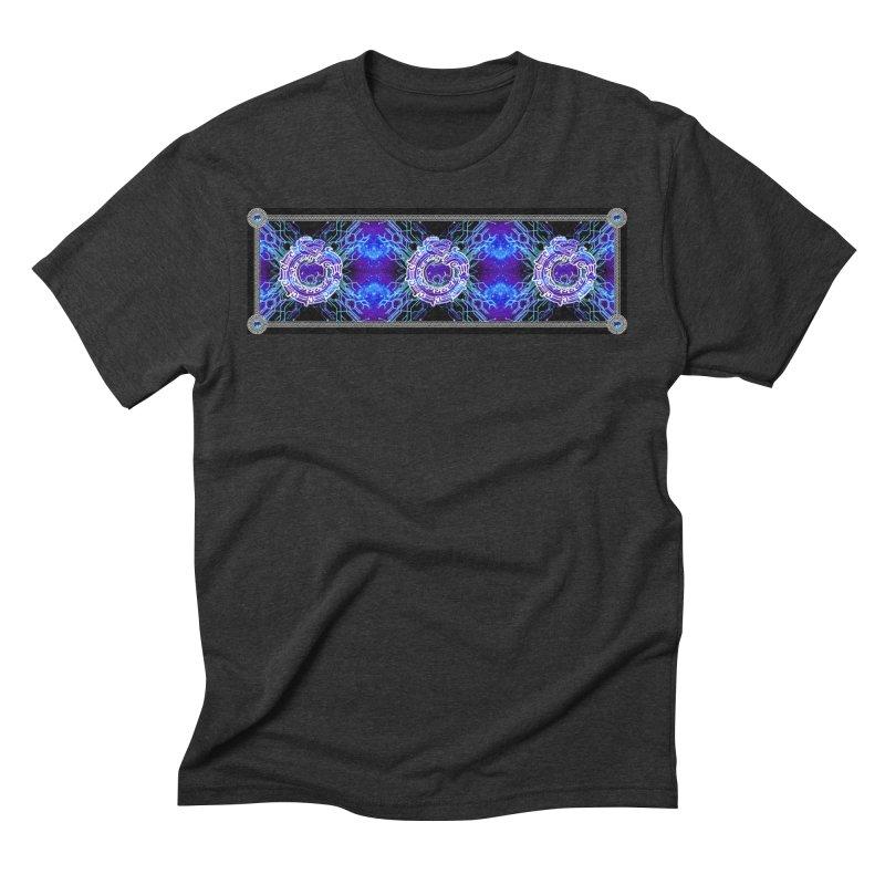 Techno Futura by ChupaCabrales Men's Triblend T-Shirt by ChupaCabrales's Shop