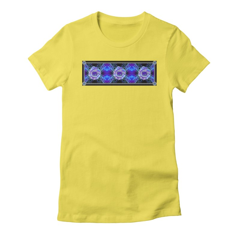 Techno Futura by ChupaCabrales Women's T-Shirt by ChupaCabrales's Shop
