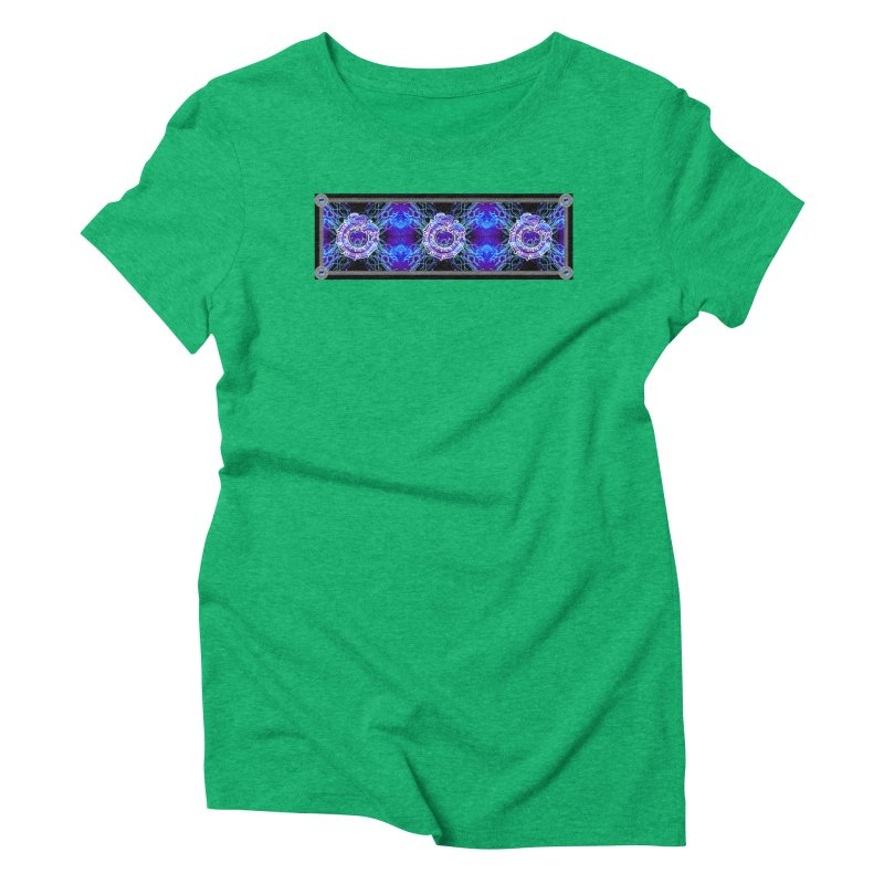 Techno Futura by ChupaCabrales Women's T-Shirt by ChupaCabrales's Shop