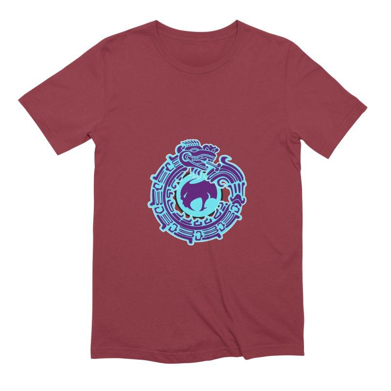 QuetzalChupaCabrales Men's Extra Soft T-Shirt by ChupaCabrales's Shop