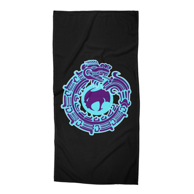 QuetzalChupaCabrales Accessories Beach Towel by ChupaCabrales's Shop