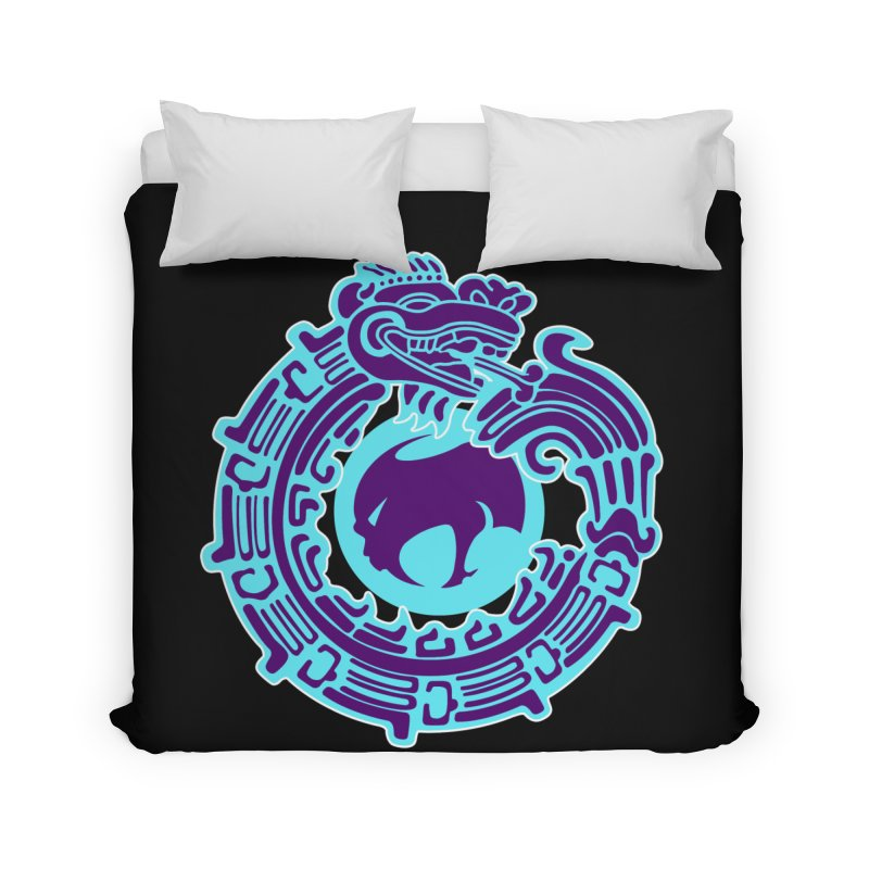 QuetzalChupaCabrales Home Duvet by ChupaCabrales's Shop