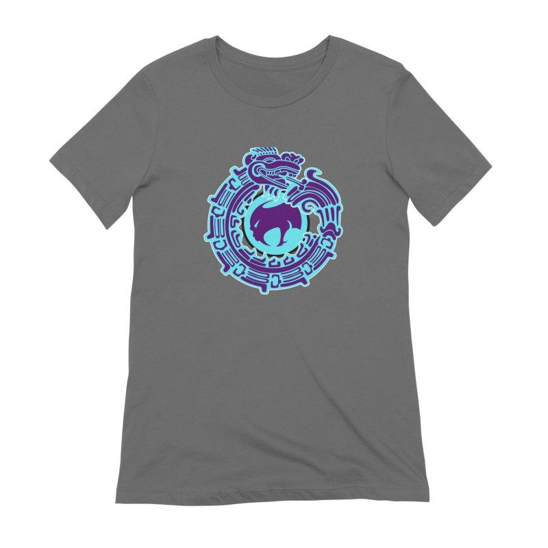 QuetzalChupaCabrales Women's Extra Soft T-Shirt by ChupaCabrales's Shop