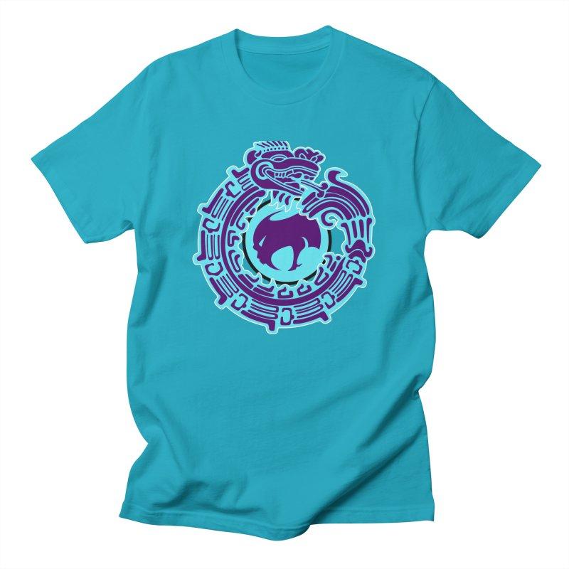 QuetzalChupaCabrales Men's T-Shirt by ChupaCabrales's Shop
