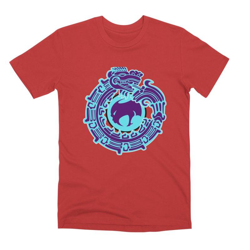 QuetzalChupaCabrales Men's Premium T-Shirt by ChupaCabrales's Shop