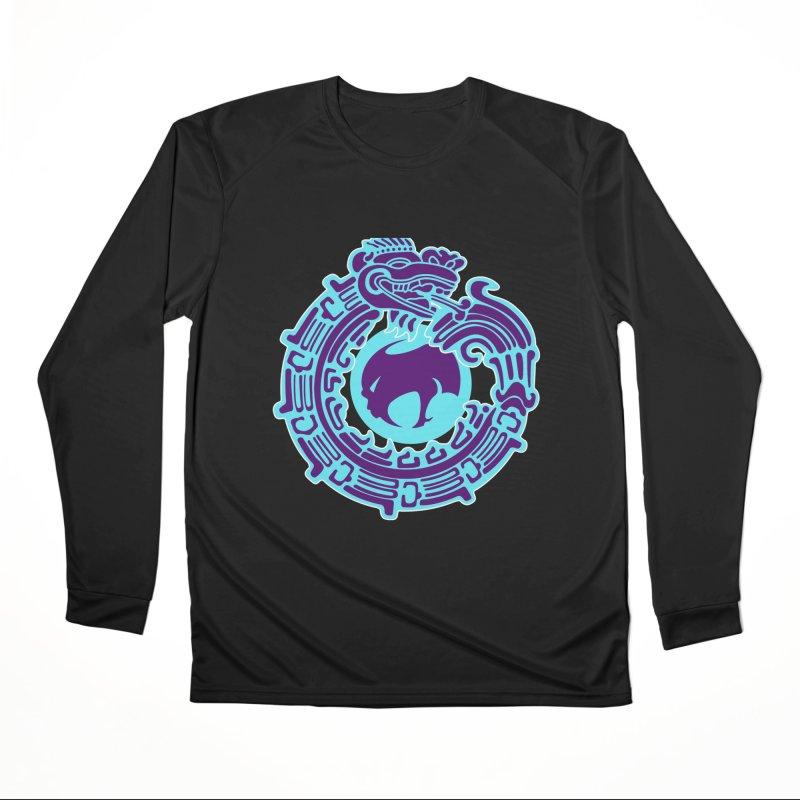 QuetzalChupaCabrales Men's Longsleeve T-Shirt by ChupaCabrales's Shop