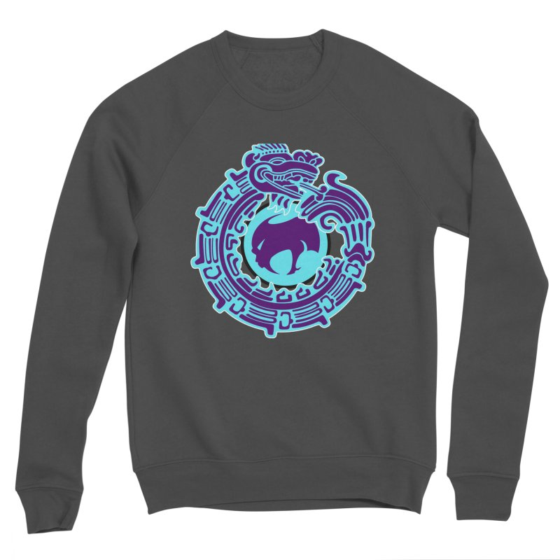 QuetzalChupaCabrales Women's Sponge Fleece Sweatshirt by ChupaCabrales's Shop