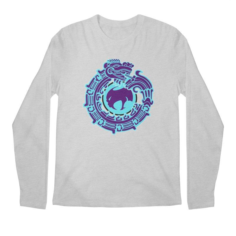 QuetzalChupaCabrales Men's Regular Longsleeve T-Shirt by ChupaCabrales's Shop