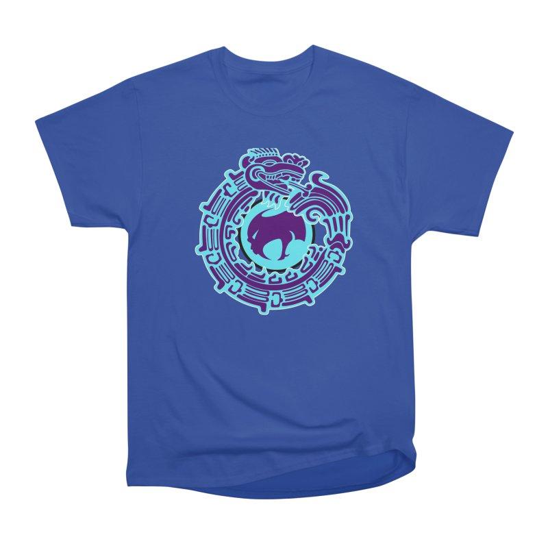 QuetzalChupaCabrales Men's Heavyweight T-Shirt by ChupaCabrales's Shop